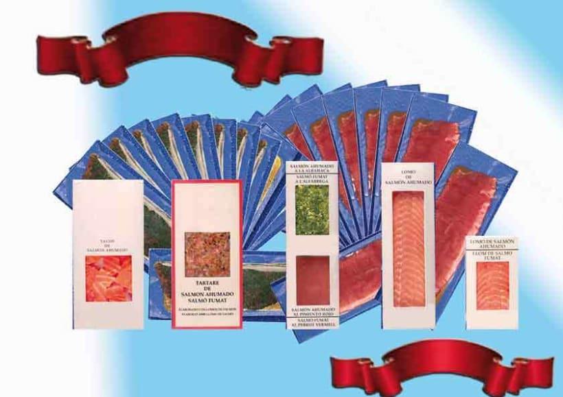 Carteles y presentaciones de productos  5