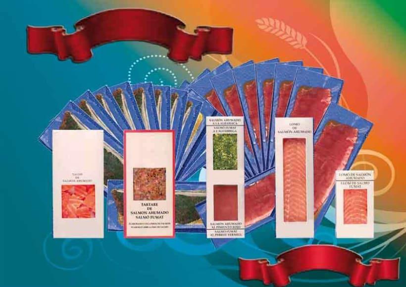Carteles y presentaciones de productos  4