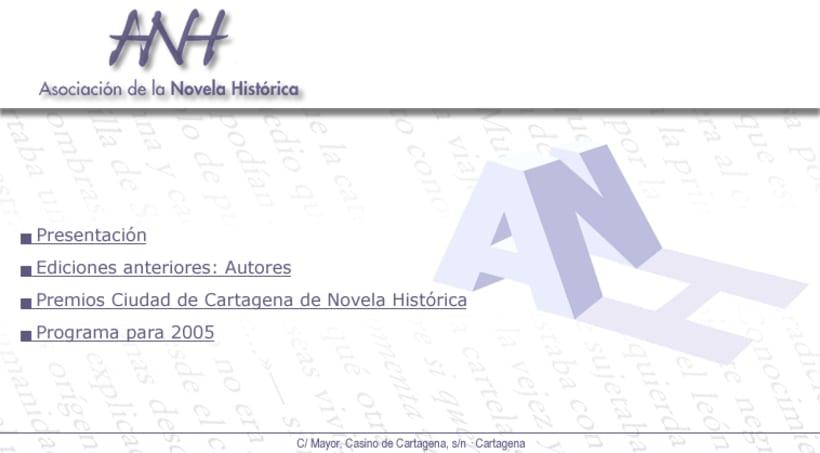 Web Novela Histórica 4
