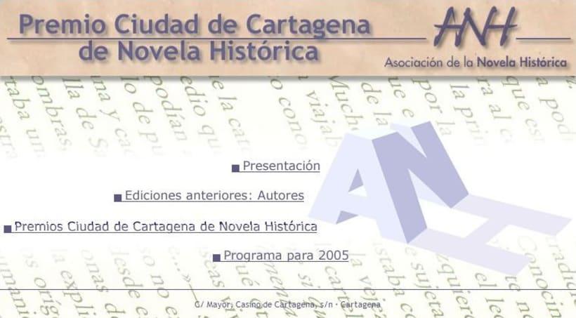 Web Novela Histórica 2