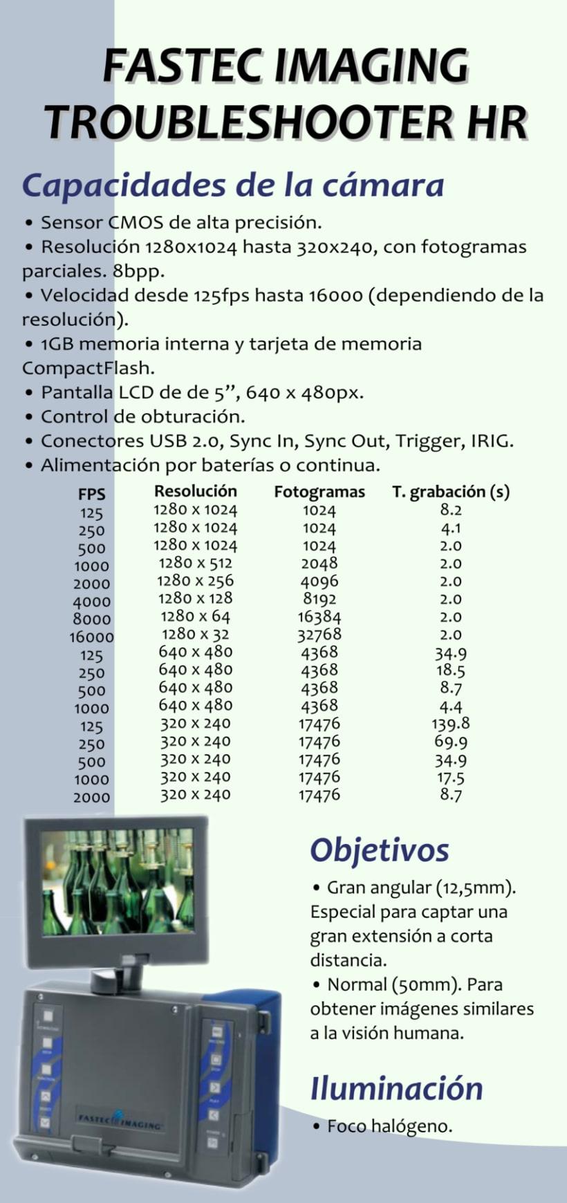 Folleto SICARM 3