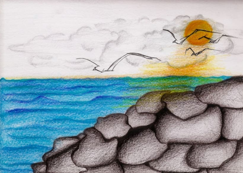 Moleskine | Dibujos y Bocetos 14