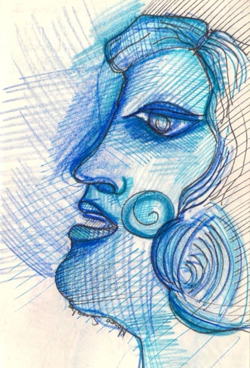 Moleskine | Dibujos y Bocetos 22