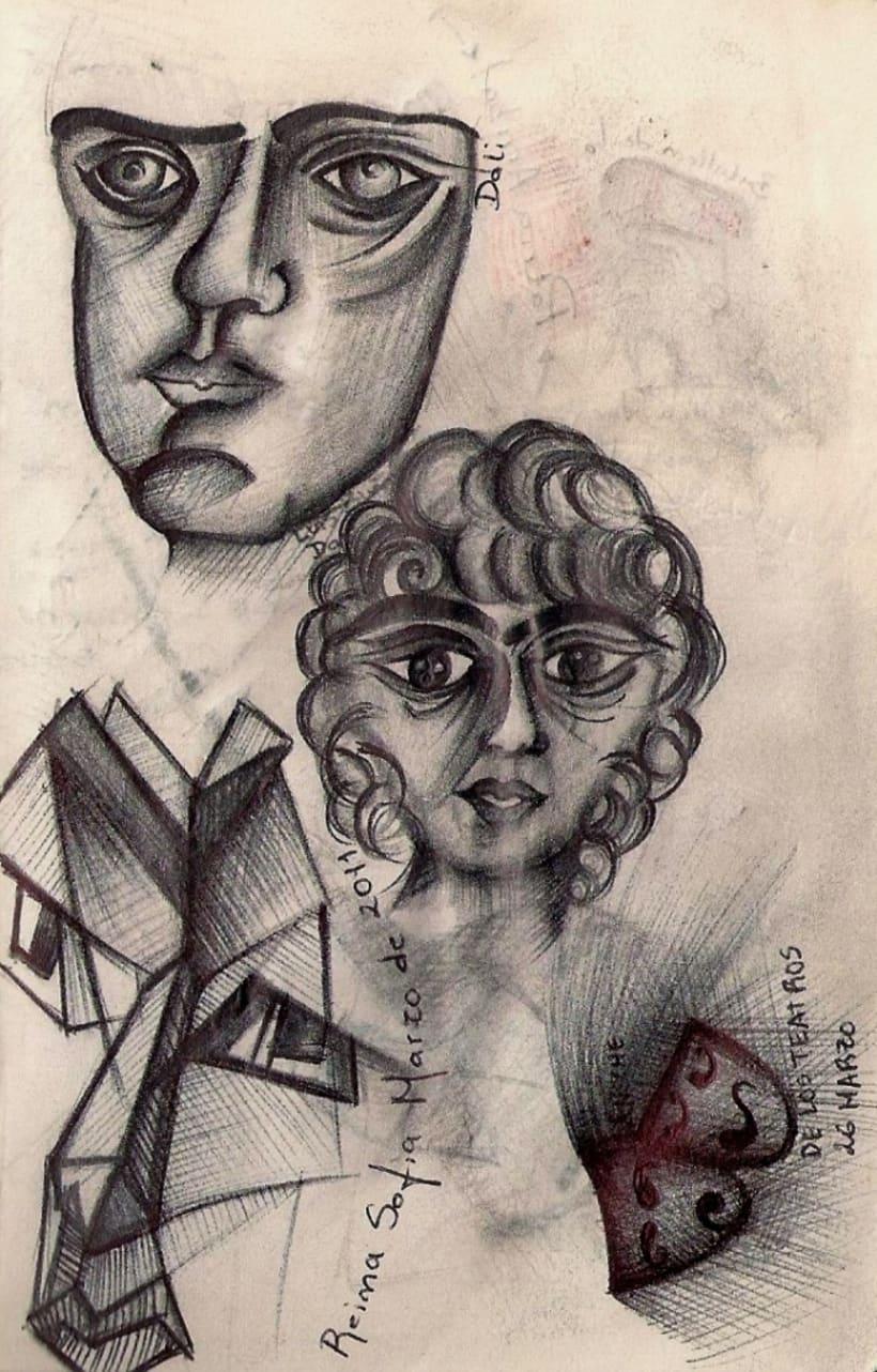 Moleskine | Dibujos y Bocetos 25