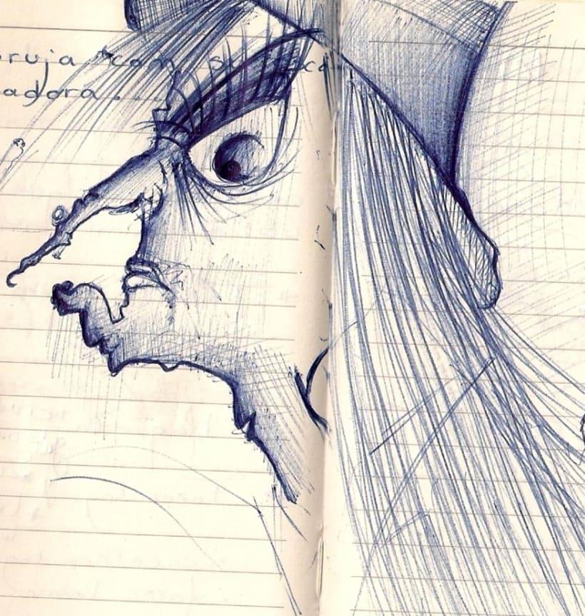 Moleskine | Dibujos y Bocetos 27