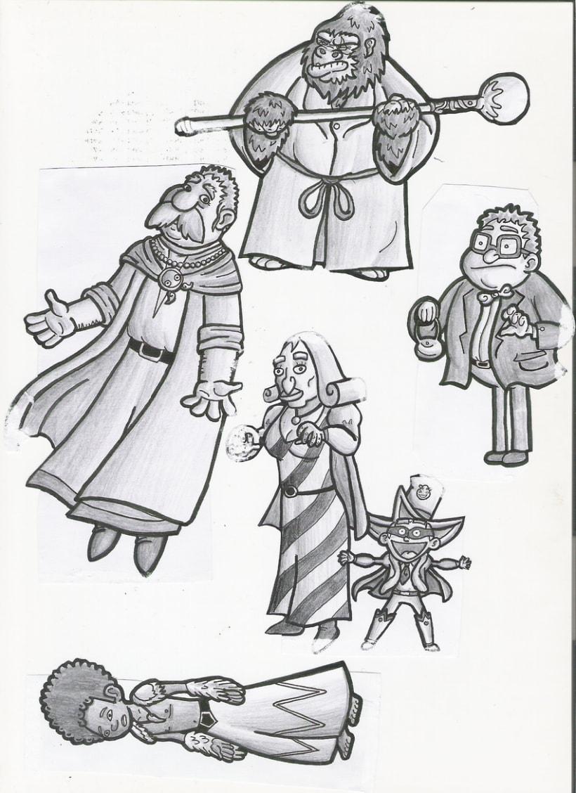 Ilustraciones y Dibujos 25