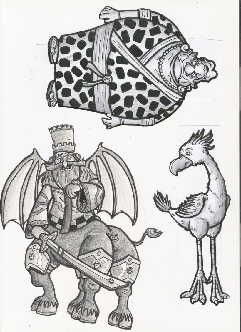 Ilustraciones y Dibujos 24