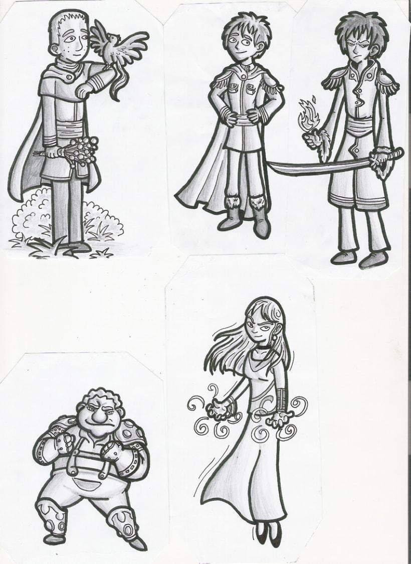 Ilustraciones y Dibujos 23