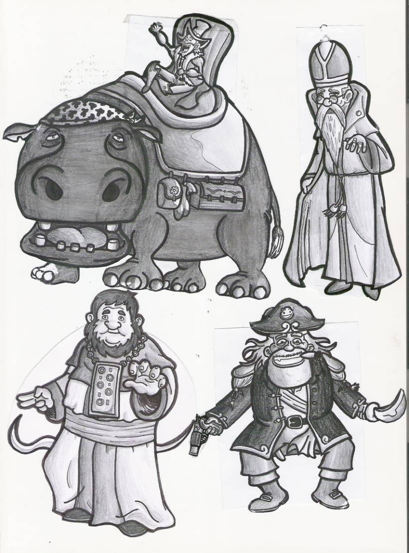Ilustraciones y Dibujos 22