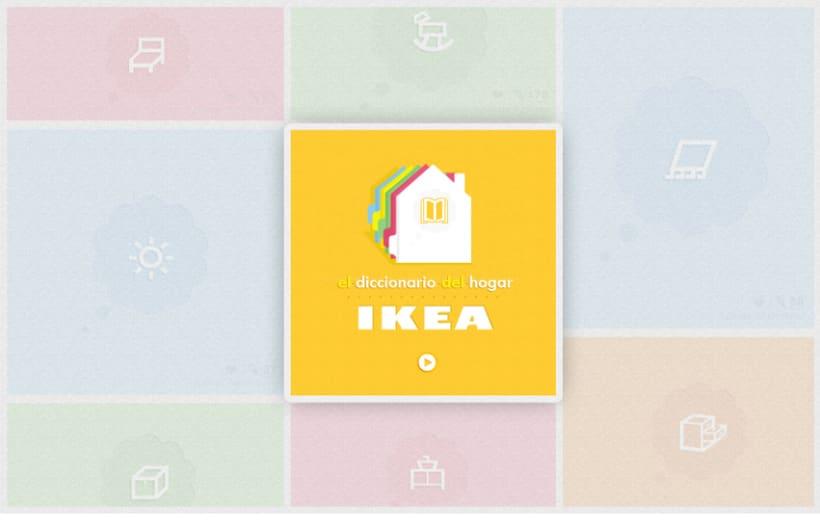 Diccionario del hogar de IKEA 2