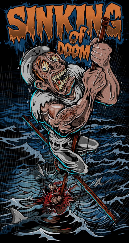 Sinking of doom 1