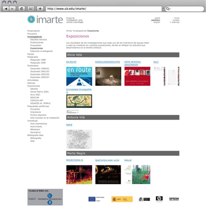 Web Imarte 3