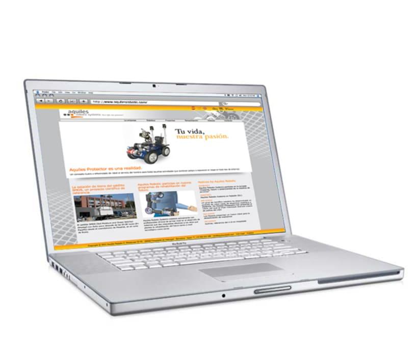 Web Aquiles Robotic 1