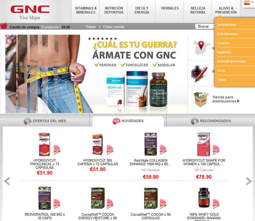 GNC España 2