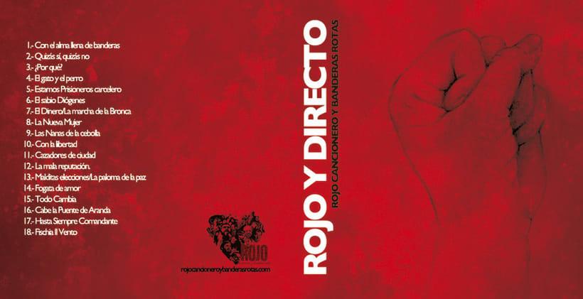 Rojo Cancionero y Banderas Rotas 2