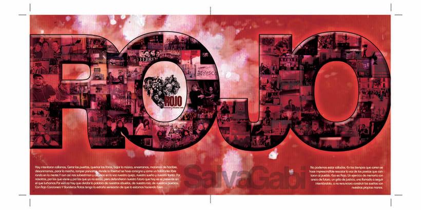 Rojo Cancionero y Banderas Rotas 7