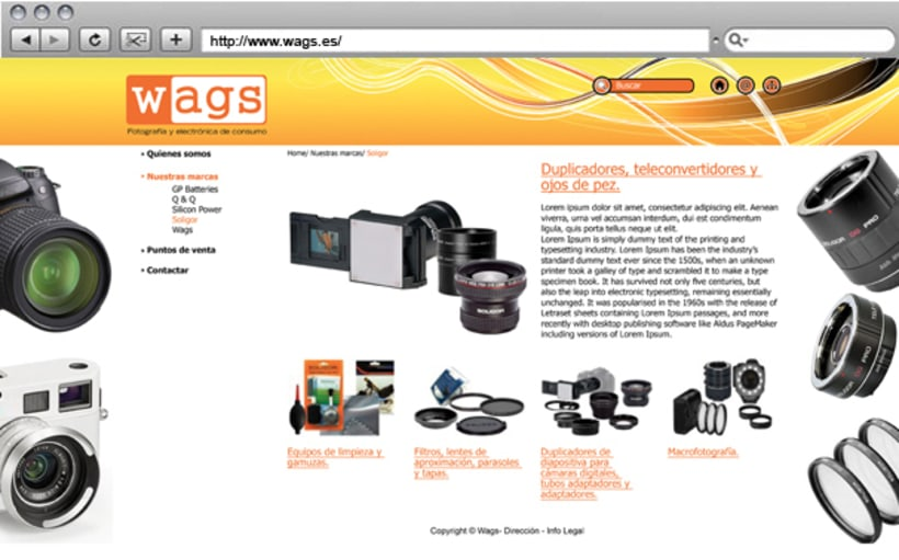 Web Wags 3