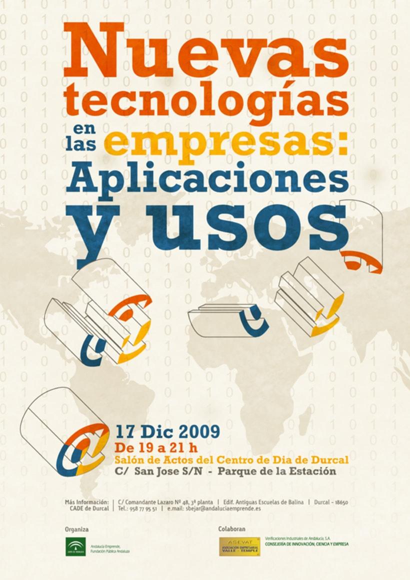 Jornadas Nuevas Tecnologías 1