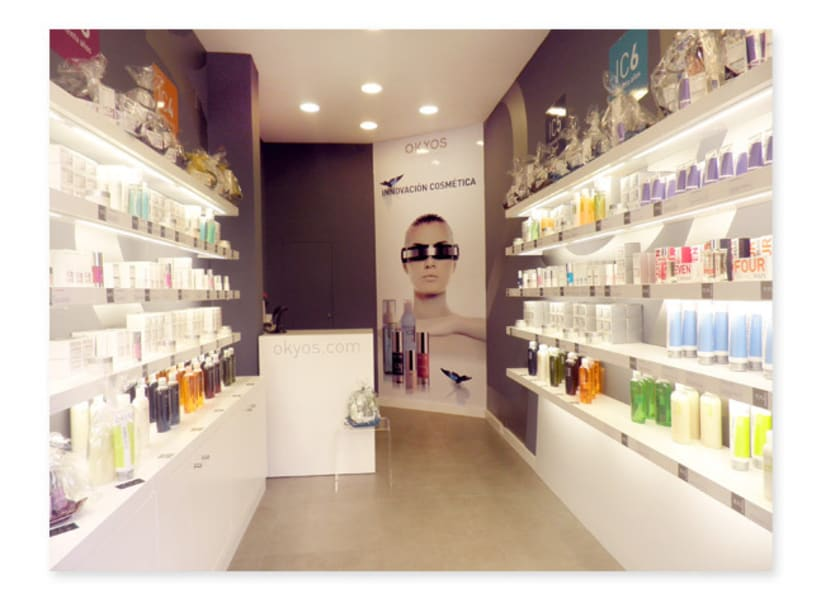 Diseño de Tienda Okyos | Domestika