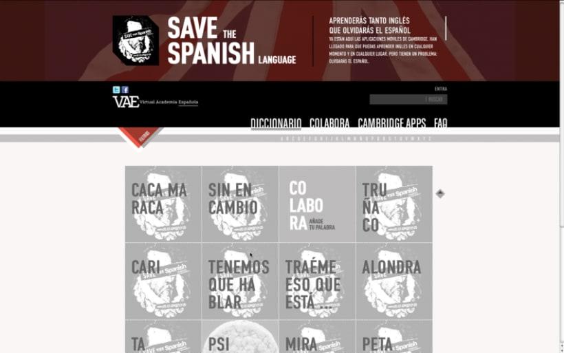 Virtual Academia de la Lengua Española 2