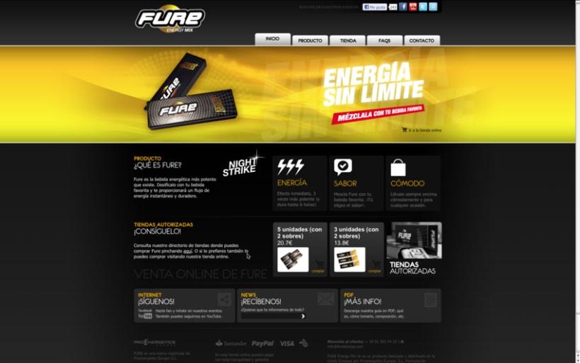 FURE Energy Mix 2