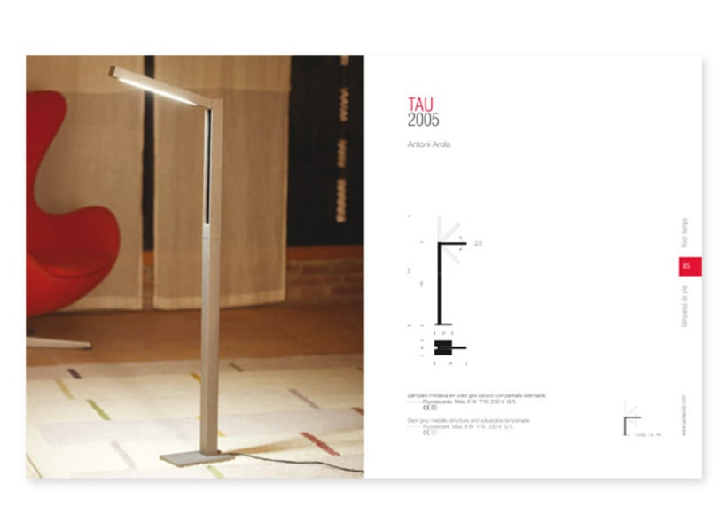 Catálogos Indoor 8