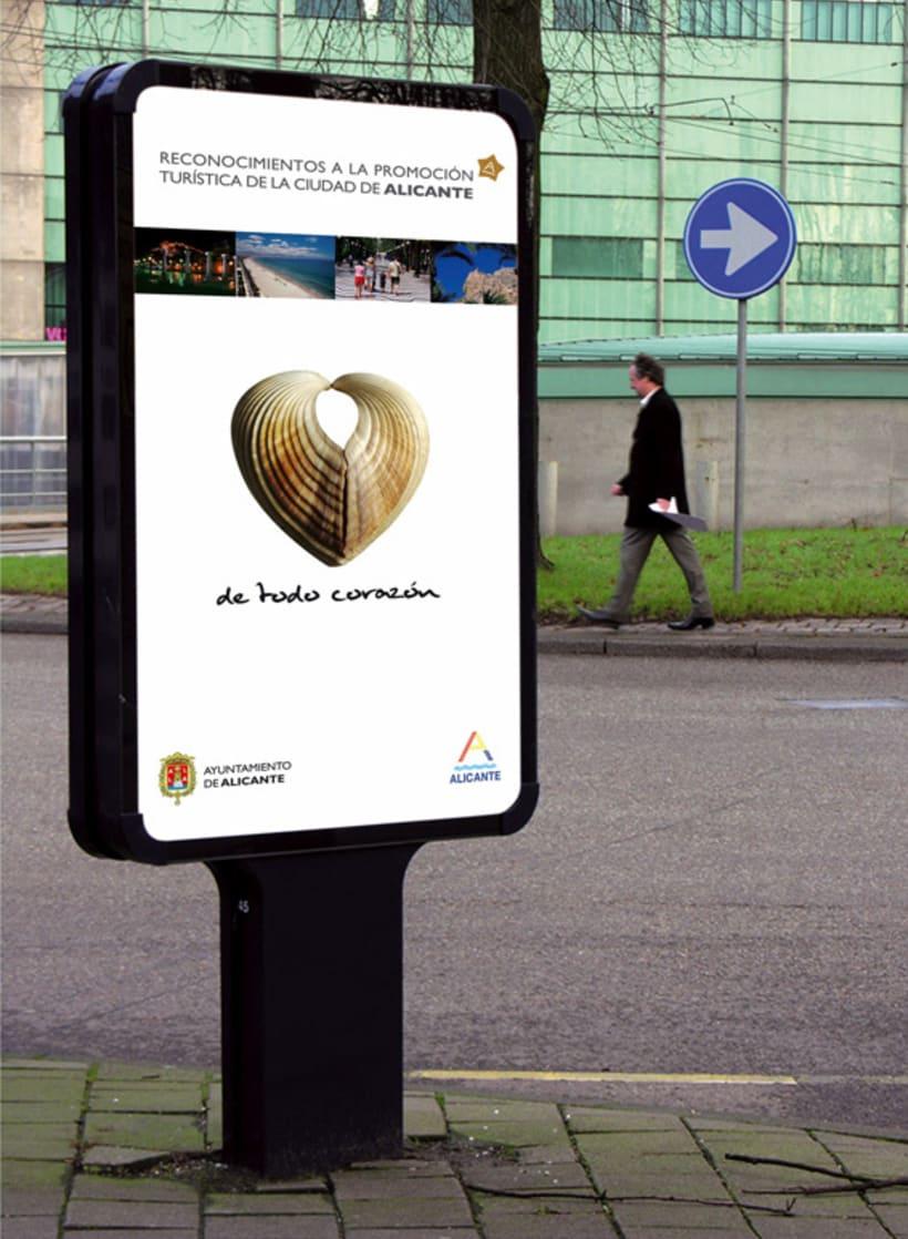 Premios Ciudad de Alicante (reconocimiento a la promoción turística de la ciudad de Alicante) 1