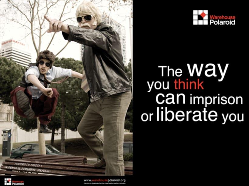 Campaña · Acción de guerrilla · Agentes Pola 5