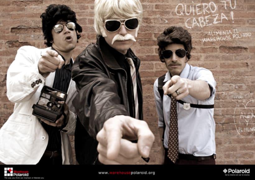 Campaña · Acción de guerrilla · Agentes Pola 0
