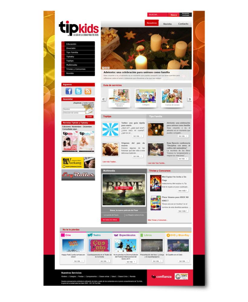 Web e interactivos 2