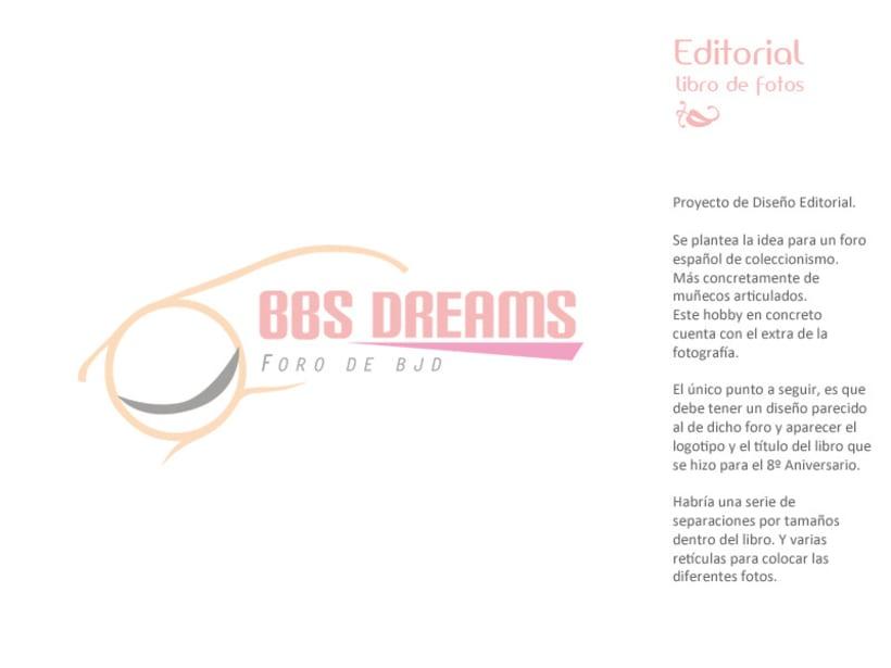 Maqueta y Diseño Libro de fotos 1