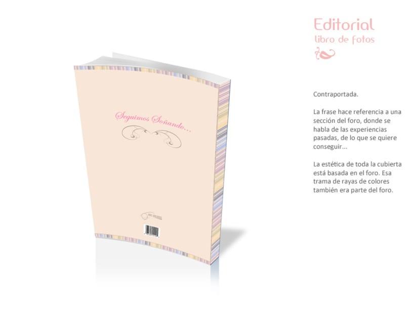 Maqueta y Diseño Libro de fotos 5