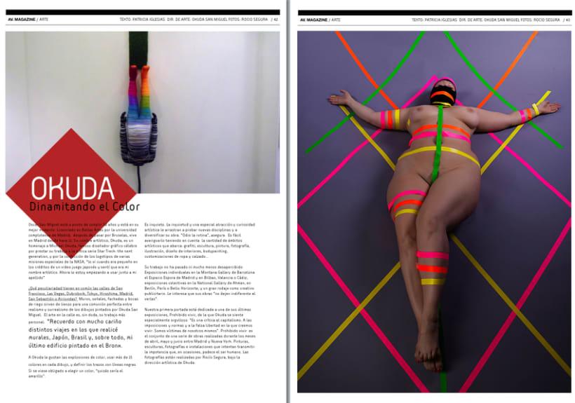 AV. Magazine 1
