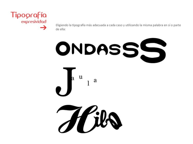 Expresión Tipográfica 2