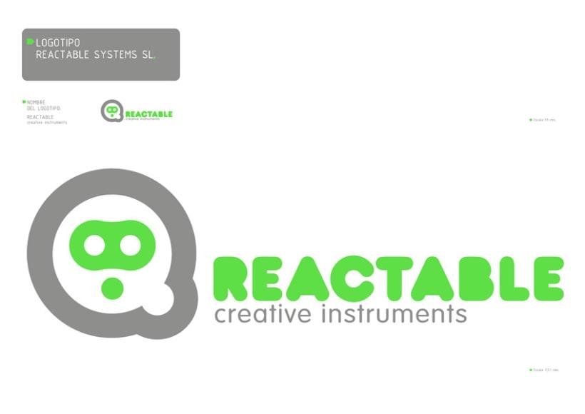 Reactable Creative Instruments 1