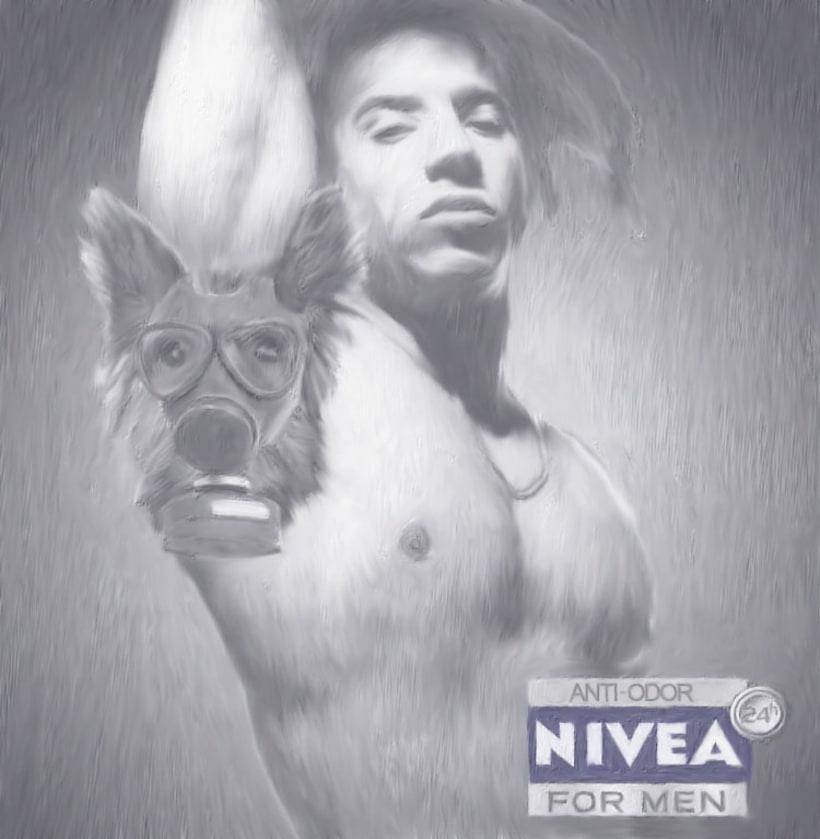Nivea for men  1