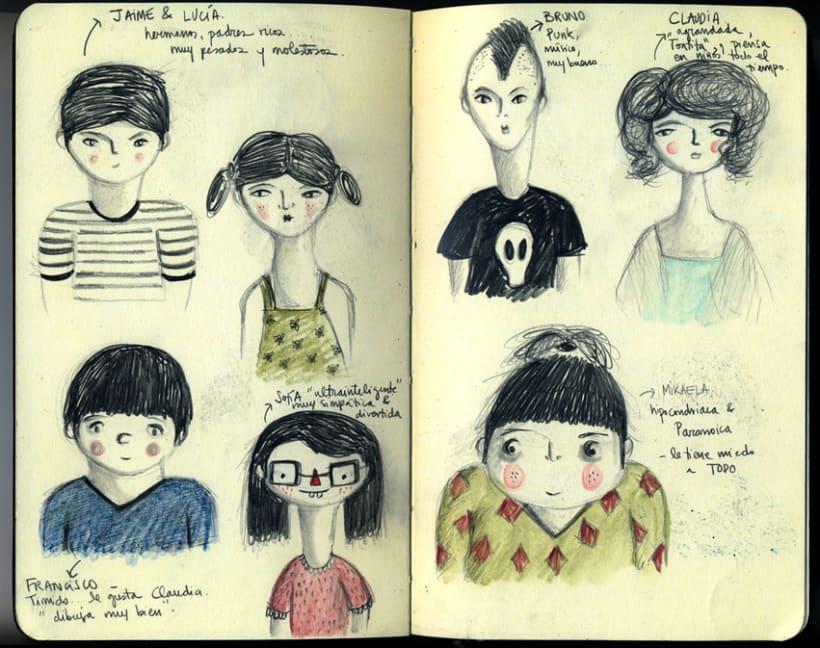 bocetos 1