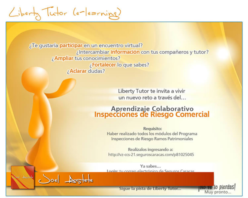 Liberty Tutor (Intranet propuesta) 1