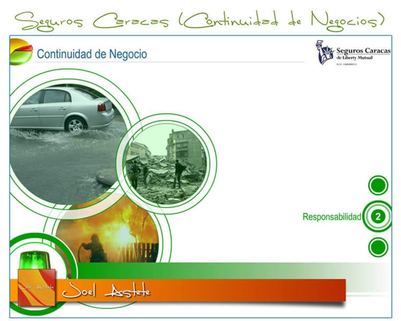 Continuidad de Negocios (Proyecto Seguros Caracas) 2