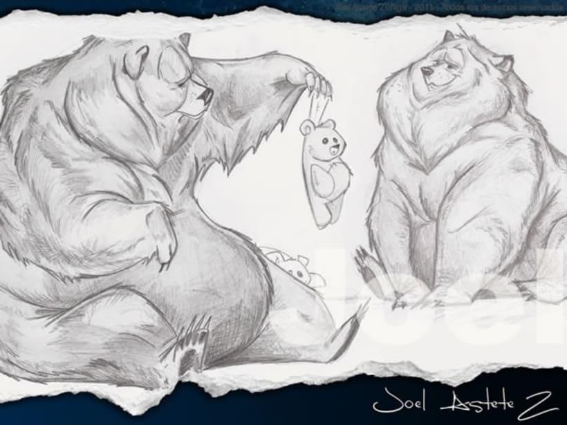 Dibujos y Bocetos 1