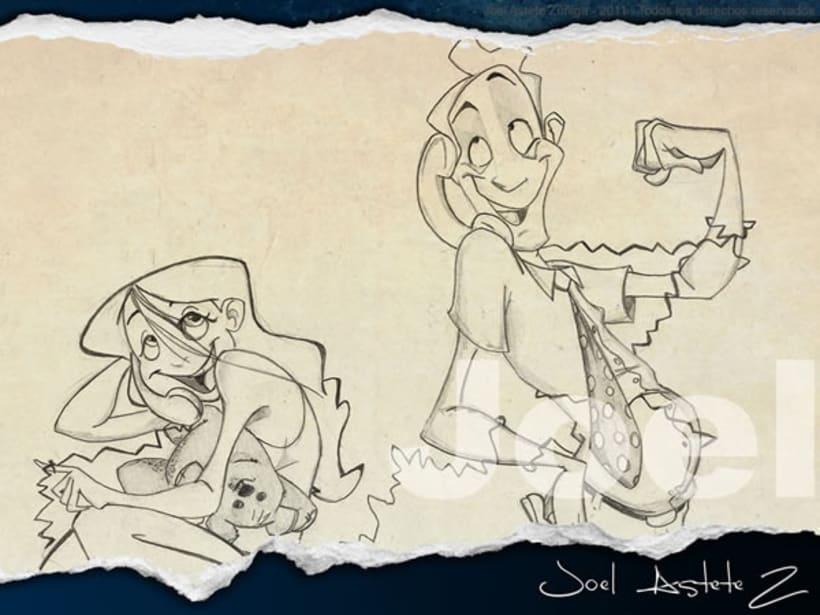 Dibujos y Bocetos 6