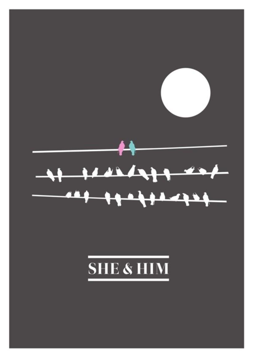 She & him 2