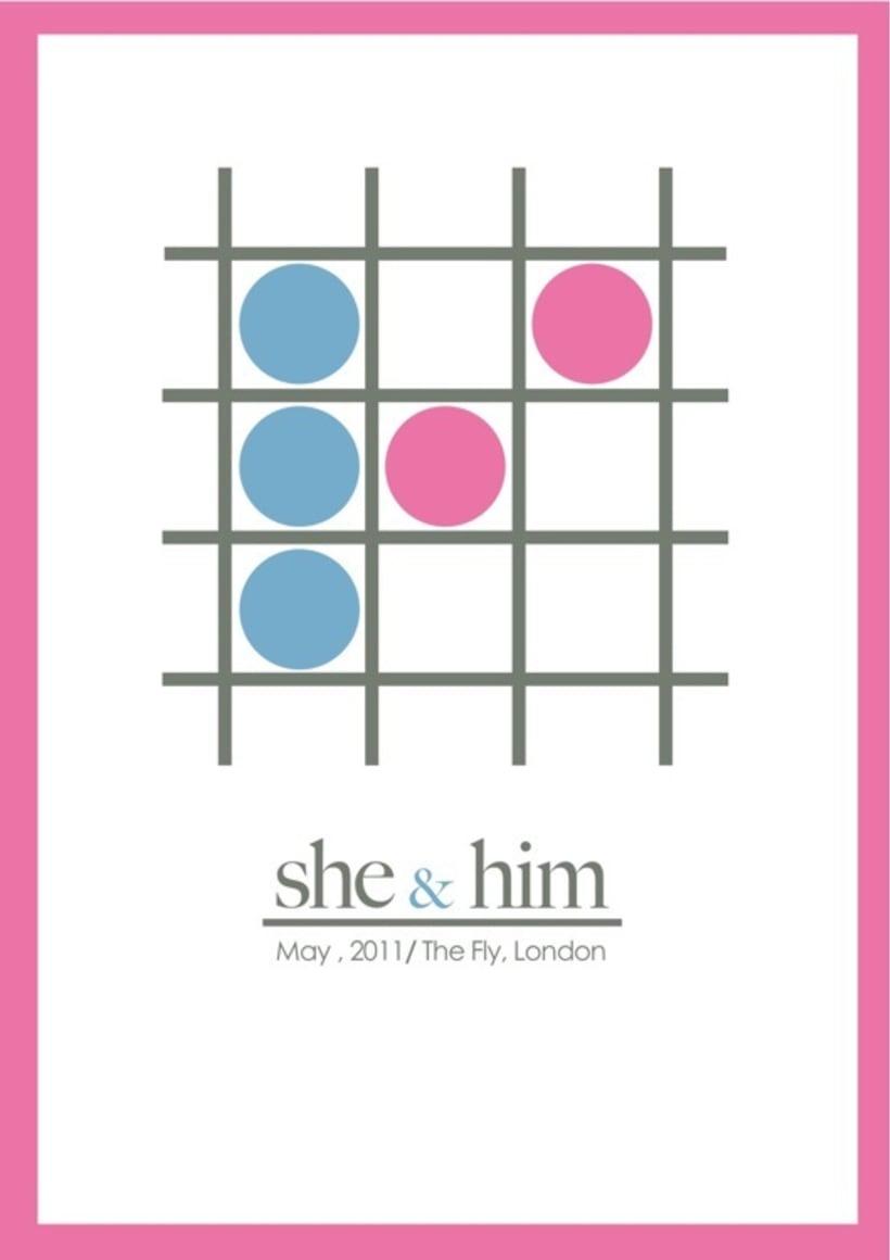 She & him 5