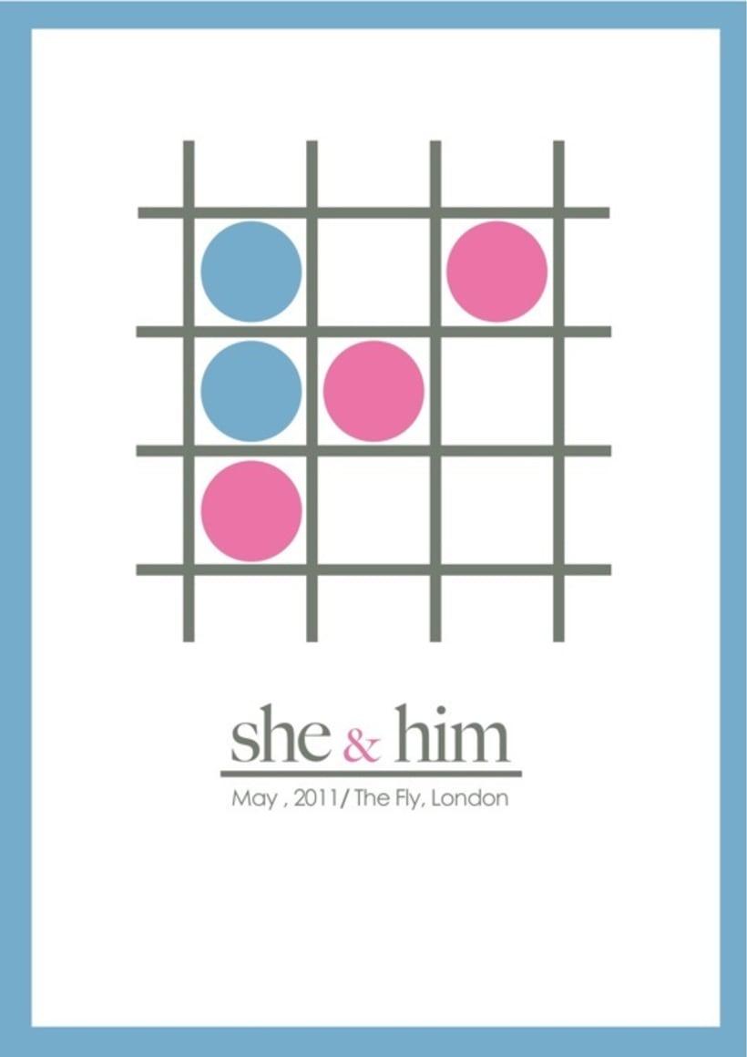 She & him 4