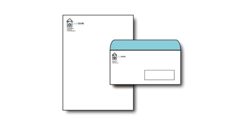 Logo y aplicaciones Clean Collars 4