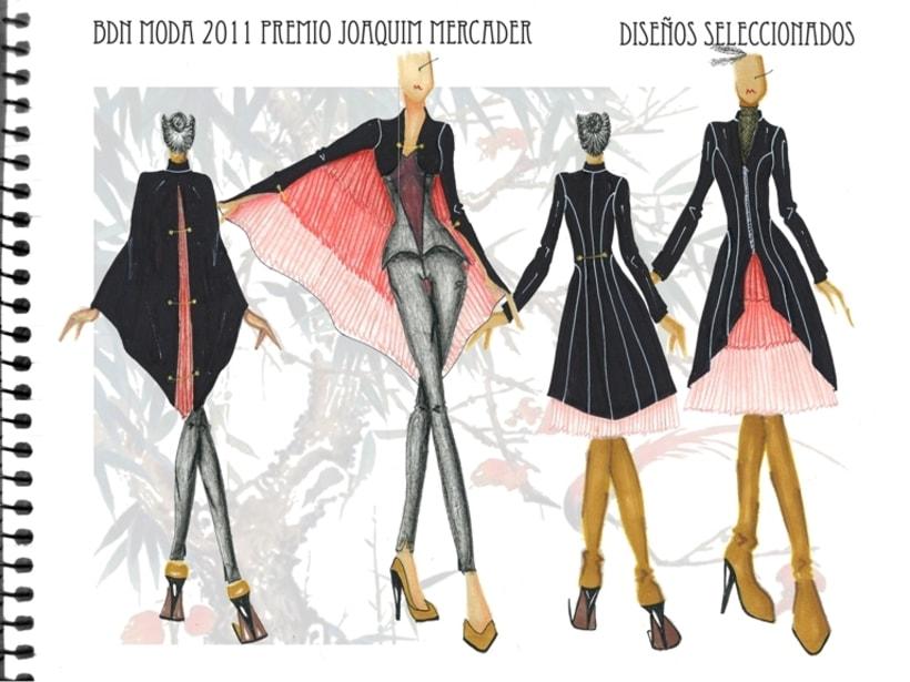 Finalista BDNModa 2011 1