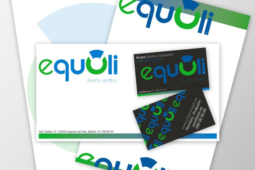 Logotipo equOli 2