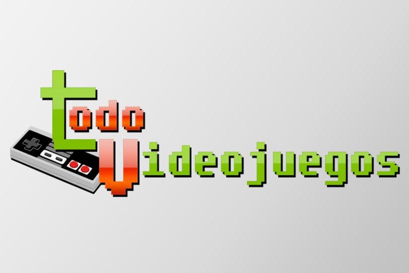 Logotipo TodoVideojuegos  1