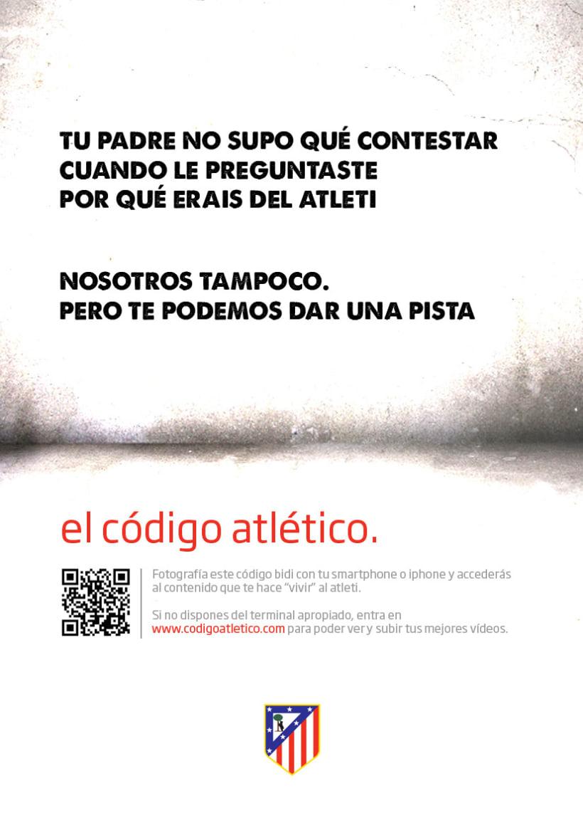 El código atlético 1