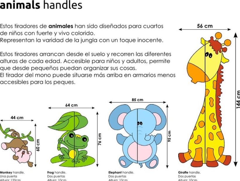 animal handles 1